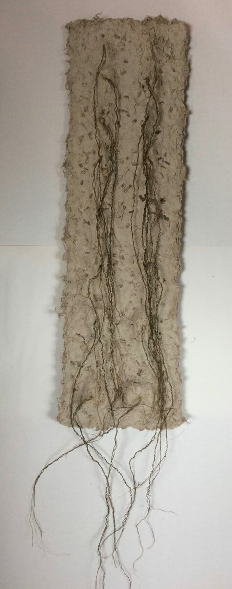 Istar II - Clay with Phragmities Fiber and Wood Nettle